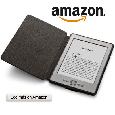 funda cuero para kindle amazon