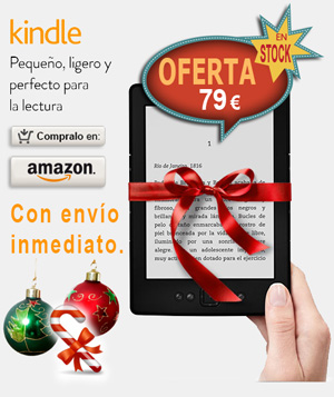 amazon kindle regalo navidad