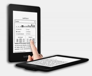 kindle paper white texto 2