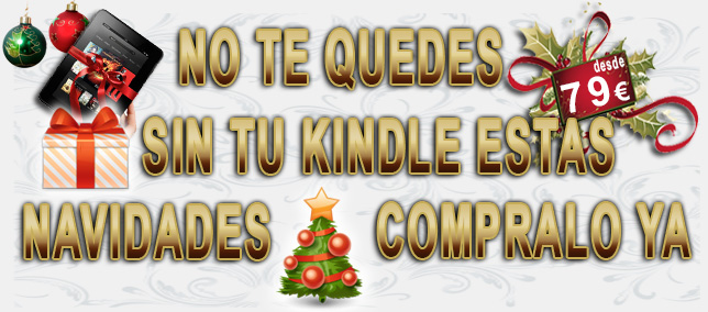 navidades kindle amazon