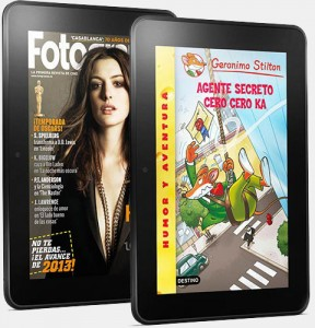 kindle fire hd pantalla nueva de 8,9""