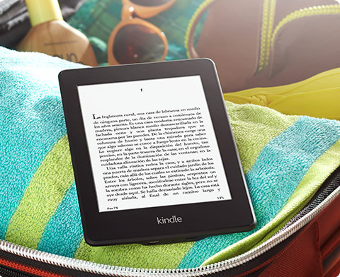 kindle vs papel