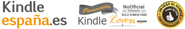 Kindle España Amazon